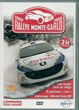 DVD ZONE 2 SPORTS AUTO--DOCUMENTAIRE--77eme RALLYE DE MONTE CARLO 2009