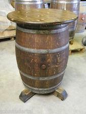 Weinfass STEHTISCH mit 80cm Tischplatte  ca. 110cm Hoch VERSANDKOSTENFREI