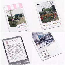 8 Sheets Cute Handmade Photo Dairy Decoration Stickers Fresh Polaroid Papers DIY