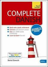 Complete Danish Beginner to Intermediate Course: Learn to read, write, speak and