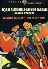 Traveling Saleslady/Miss Pacific Fleet (2012, DVD NEUF) DVD-R/BW