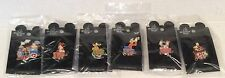 Disney World WDW Railroad Surprise Series Mickey Train 6 Pin Set LE NOC