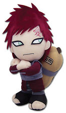 """NEW Official 8"""" Gaara Stuffed Plush Doll - Naruto Shippuden by Great Eastern"""