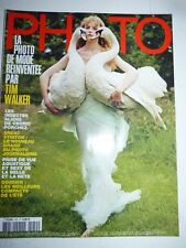 PHOTO FRENCH MAGAZINE #450 juin 2008 la photo de mode reinvntee par Tim Walker
