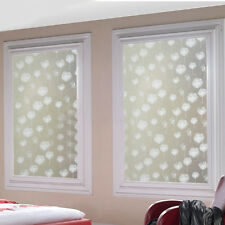 Waterproof Frosted Dandelion Printing Bedroom Bathroom Window Glass Film Sticker