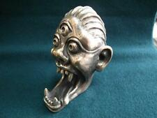 West Coast Choppers Style 3 eyed monster sculpture, handmade