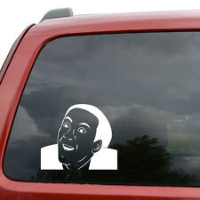 """You Don't Say Nicolas Cage Meme Car Window Vinyl Decal Sticker- 6"""" Wide White"""