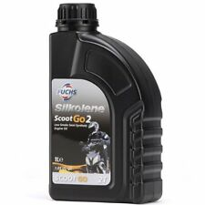 Silkolene Scoot Go 2 1 Litre Low Smoke Semi Synthetic Two Stroke Scooter Oil