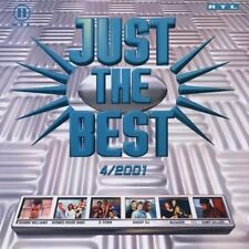 Just the Best 4/2001 Robbie Williams, Hermes House Band, O-Town, Daddy .. [2 CD]