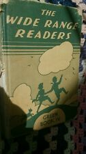 The Wide Range Readers Green Book IV OLIVER & Boyd
