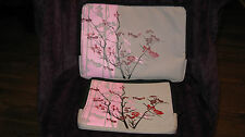 Tablet Sleeves Covers Zipper Closure Two Matching Sizes Excellent Preowned