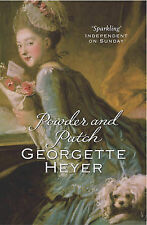 Powder And Patch, Miss Georgette Heyer - Paperback Book NEW 9780099474432