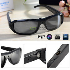 HD Glasses Spy Hidden Camera Sunglasses Eyewear Video Recorder Camcorder Sports