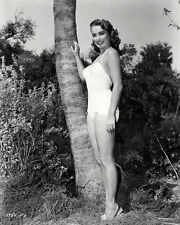 JULIE ADAMS CREATURE FROM THE BLACK LAGOON 8X10 PHOTO SWIMSUIT CHEESECAKE POSE
