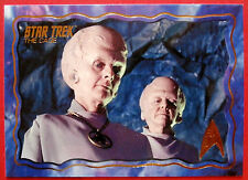 """STAR TREK TOS 50th Anniversary - """"THE CAGE"""" - GOLD FOIL Chase Card #38"""