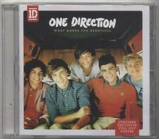 ONE DIRECTION WHAT MAKES YOU BEAUTIFUL CD SINGLE NUOVO