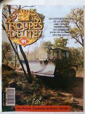 Troupes d'Elite N°91-Les Sapeurs d'Assaut de la Légion- Grey Scouts en Rhodésie