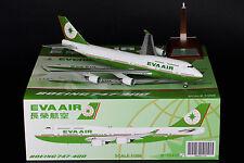 Eva Air Boeing 747-400 NC Reg B-16410 JC Wings 1:200 Diecast Models BBOX2528