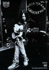Guitar Play-Along, Vol. 19: Neil Young - Greatest Hits (DVD, 2013, 2-Disc Set)