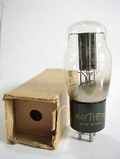 One 1949 Raytheon 80 Full-Wave rectifier tube - TV7D tests @ 70/64, min:40/40