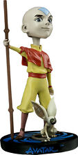 "AVATAR THE LAST AIRBENDER - Aang & Momo 8"" Bobble Head (Ikon) #NEW"
