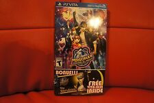 NEW! Persona 4: Dancing All Night - PlayStation PS VITA Launch Edition