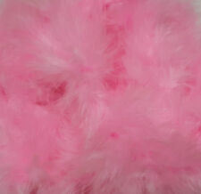 Marabou Swandown Feather String Trim Fluffy Soft Trimming 28 Colours