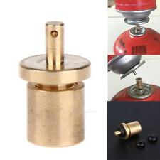 Gas Refill Adapter Stove Cylinder Inflate Butane Canister for Outdoor Camping