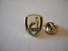 a1 STAL - ULFUR FC club spilla football calcio fótbolti pins islanda iceland