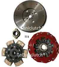 LIGHTENED FLYWHEEL WITH PADDLE RACING CLUTCH KIT TO FIT FORESTER TURBO