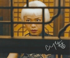 Hand Signed 8x10 photo YENNIS CHEUNG in CASINO ROYALE - JAMES BOND + COA