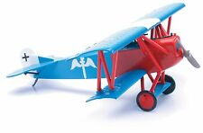 NewRay Model Kit Fokker D.VII biplane German fighter plane 1:48 scale N402