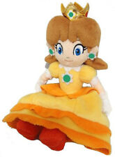 "Genuine Official Nintendo ~ 8"" Princess Daisy - Super Mario Plush Doll"