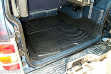 Mitsubishi Shogun Pajero Mk II 2 antislip genuine rubber boot liner dog mat tray