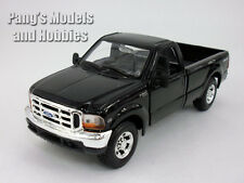 Ford F-350 Super Duty 1/27 Scale Diecast Metal Model by Maisto - BLACK