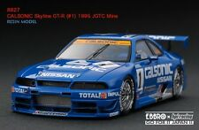 LIMITED HPI EBBRO #8827 Nissan Calsonic GT-R R33 JGTC 1995 Mine 1/43 Model