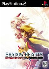 Used PS2 Shadow Hearts: From the New World Japan Import
