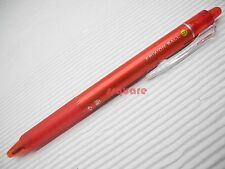 Pilot FriXion LFBK-23F Ball Knock Clicker 0.7mm Erasable Rollerball Pen, Red