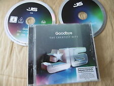 JLS : GOODBYE THE GREATEST HITS CD + DVD BEAT AGAIN UN TIRO EYES WIDE SHUT 2013