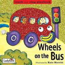 The Wheels on the Bus (Toddler Playbooks),