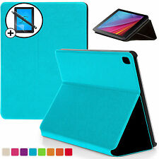 Blue Clam Shell Smart Case Cover Huawei MediaPad T1 7.0 Plus Screen Prot Stylus