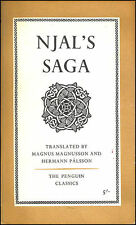 Njal's saga (Penguin classics-no.L103) by Magnus Magnusson and Hermann Palsoon