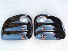 CUSTOM! 00-03 F150 FLARESIDE Smoked Tail Lights OE Black Tinted Non led Lamps