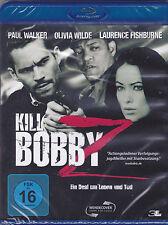 Blu-ray - KILL BOBBY Z - Paul Walker + Olivia Wilde - NEU & OVP