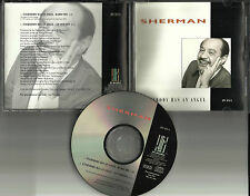 SHERMAN HEMSLEY Everybody has an angel w/RARE RADIO MIX  PROMO DJ CD single 1992