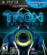 TRON: Evolution Sonly Playstation 3 PS3  New Factory Sealed