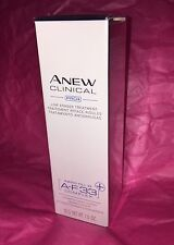 AVON ANEW Clinical Pro+ Line Eraser Treatment NEW Anti-aging Skin care NIB ��
