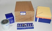 LAND ROVER DISCOVERY 2 V8 4.0 BRITPART SPARK PLUGS & FILTERS SERVICE KIT DA6010
