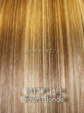 Deluxe Full Head Clip in Remy Human Hair Extensions