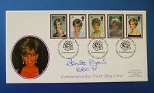 STEVEN SCOTT OFFICIAL 1998 PRINCESS DIANA FIRST DAY COVER SIGNED BY JENNIE BOND